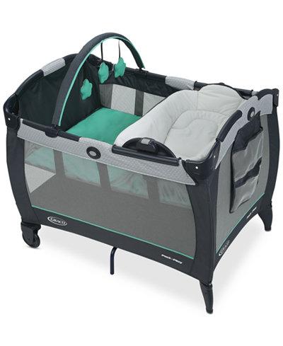 Graco Baby Pack \'n Play Reversible Napper & Changer Playard Basin ...