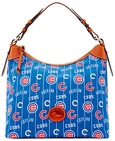 Dooney & Bourke Nylon Hobo MLB Collection