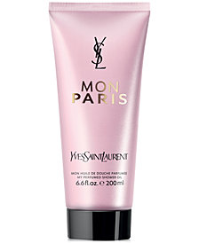 Yves Saint Laurent Mon Paris Shower Oil, 6.7 oz