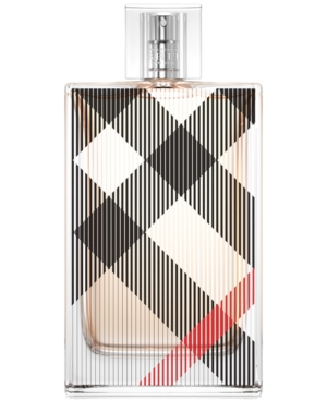 Burberry Brit Eau de Parfum Spray, 3.3 oz