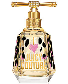 Juicy Couture I LOVE JUICY COUTURE Eau de Parfum Spray, 3.4 oz