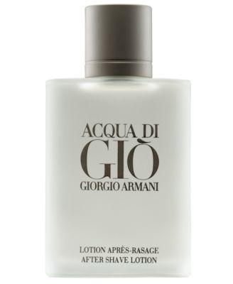 Acqua di Giò After Shave Lotion, 3.4 oz.