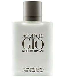Giorgio Armani Acqua di Giò After Shave Lotion, 3.4 oz.