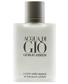 Giorgio Armani Acqua di Giò After Shave Lotion, 3.4 oz.