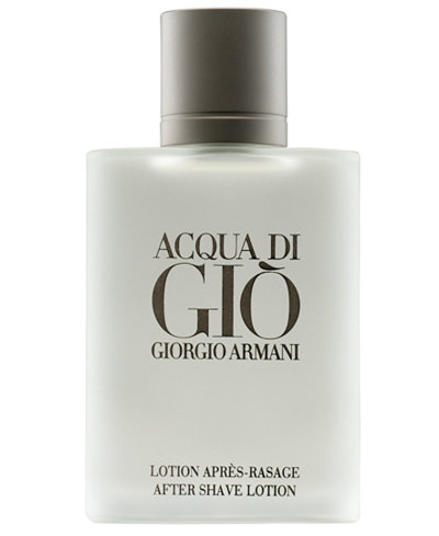Giorgio Armani Acqua di Gio After Shave Lotion, 3.4 oz.