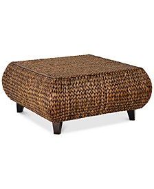Dawkins Low Square Accent Table