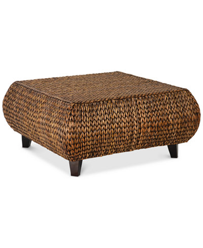 Dawkins Low Square Accent Table, Quick Ship