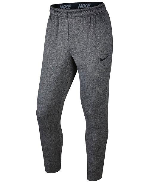 16f6b3ae1741 Nike Men s Therma Fleece Joggers   Reviews - All Activewear - Men ...