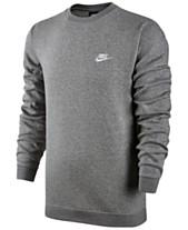722629377b8b52 Nike Men s Crewneck Fleece Sweatshirt. Quickview. 4 colors
