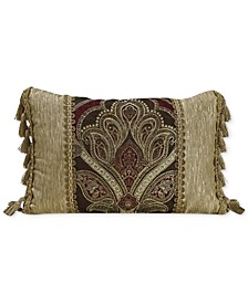 "Croscill Bradney 19"" x 13"" Boudoir Decorative Pillow"