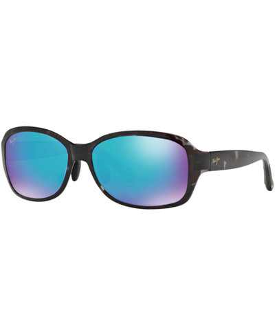 Maui Jim Sunglasses, 433 KOKI BEACH, Blue Hawaii Collection