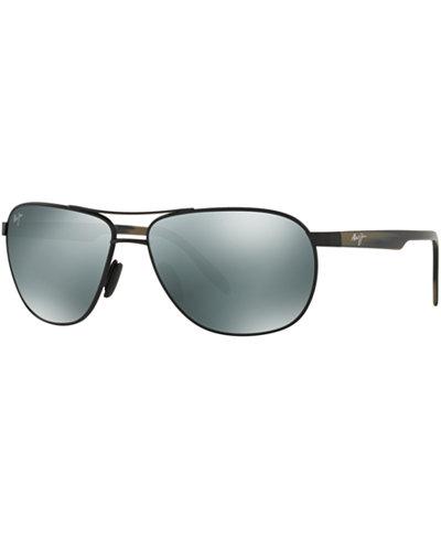 Maui Jim Sunglasses, 728 CASTLES