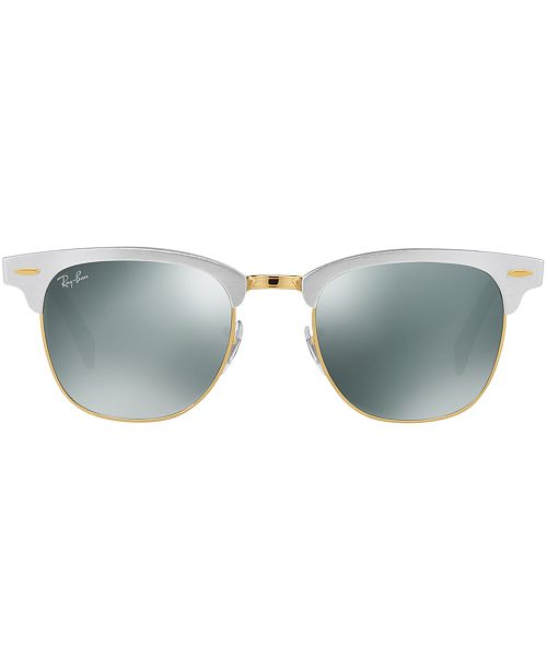 Ray-Ban. Sunglasses, RB3507 CLUBMASTER ALUMINUM. 17 reviews. main image ... 445fc2f987