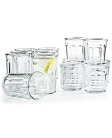 16-Pc. Working Glass Set