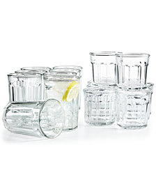 Luminarc 16-Pc. Working Glass Set