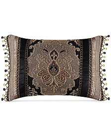 "Bradshaw Black 20"" x 15"" Decorative Pillow"