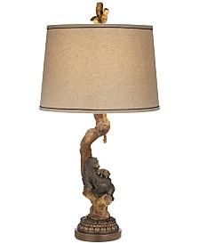 Pacific Coast Hibernation Table Lamp