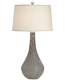 Pacific Coast City Shadow Table Lamp