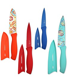 8-Pc. Decal Cutlery Set
