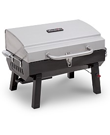 Char-Broil Stainless Portable Gas Grill 200