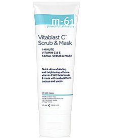 m-61 by Bluemercury Vitablast C Scrub & Mask, 2.5 oz