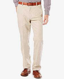 Dockers Men's Big & Tall Signature Classic Fit Khaki Stretch Pants D4