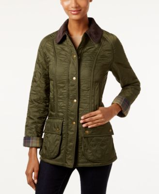 Barbour womens jacket size 22