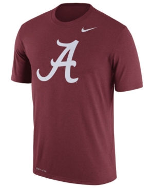 Nike Men's Alabama Crimson Tide Legend Logo T-Shirt