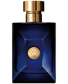Versace Men's Pour Homme Dylan Blue Eau de Toilette Spray, 3.4 oz