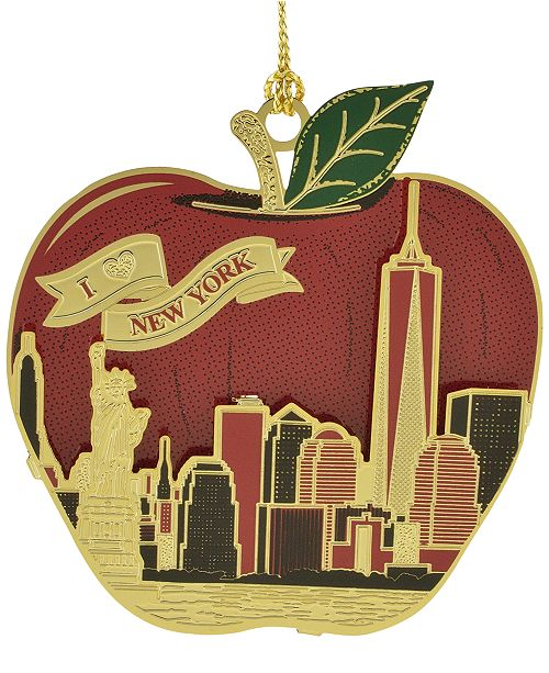 ChemArt The Big Apple Ornament, Created for Macy's