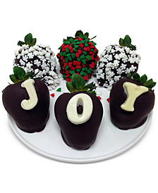 Chocolate Covered Company  6-Pc. Joy Belgian Chocolate-Covered BerryGram™