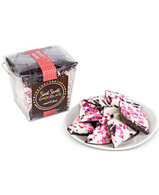 Sweet Secrets Chocolate Sweetheart Bark
