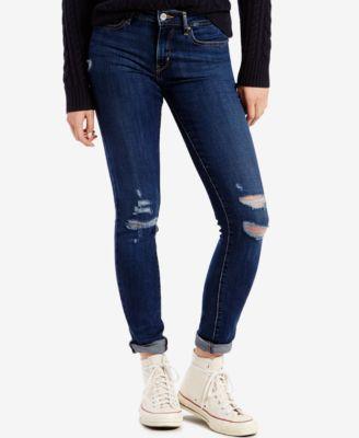 Levi skinny jeans on sale