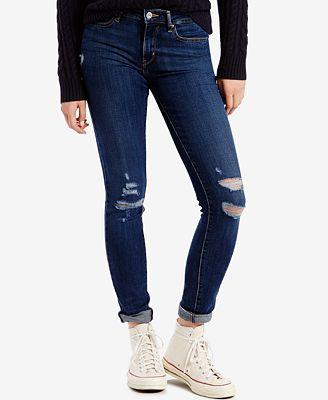 Womens Levis Jeans & Denim Apparel