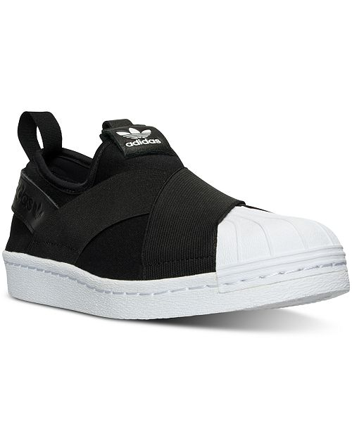 Women's Sneakers On Casual Finish from Superstar Slip Line adidas Tdqgx