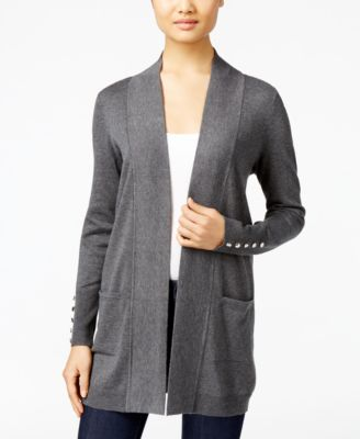 Black Cardigan: Shop Black Cardigan - Macy's