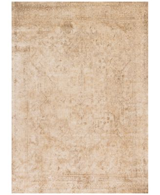 "Image of Macy's Fine Rug Gallery Andreas AF-15 Ivory/Light Gold 3' 7"" x 5' 7"" Area Rugs"