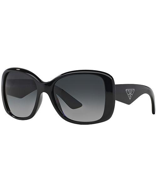 Prada Polarized Sunglasses , PR 32PSP
