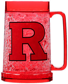 Memory Company Rutgers Scarlet Knights 16oz Freezer Mug Color Insert