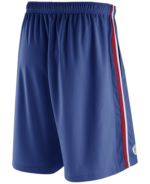 bef5d468052 Nike Men s New York Giants Epic Shorts   Reviews - Sports Fan Shop ...