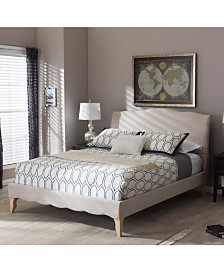 Kimbell French Classic Platform Beds, Quick Ship