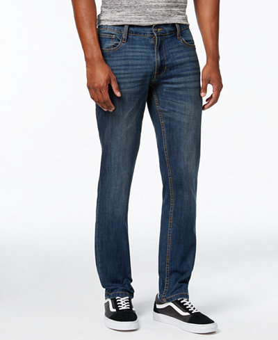 Ring Of Fire Men S Slim Fit Stretch Jeans Created For