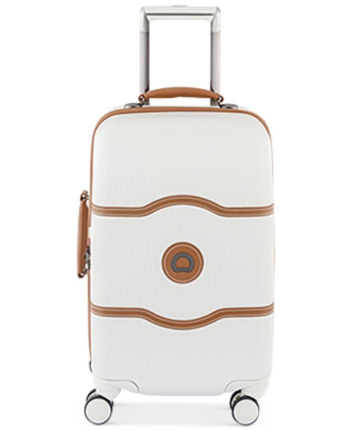 """Delsey - Chatelet Plus 21"""" Carry-On Hardside Spinner Suitcase"""