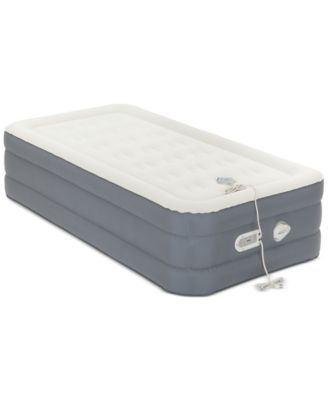aerobed twin adjustable comfort air mattress