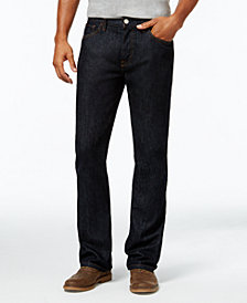 Tommy Hilfiger Men's Boot-Cut Jeans, Created for Macy's