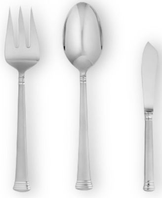 Eternal Frost 3-Piece Serving Set