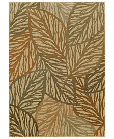 "Tommy Bahama Home Voyage 5507W Beige 5' 3"" x 7' 6"" Area Rug"