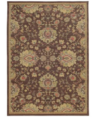 "Cabana Indoor/Outdoor 2N Beige 6' 7"" x 9' 6"" Area Rug"