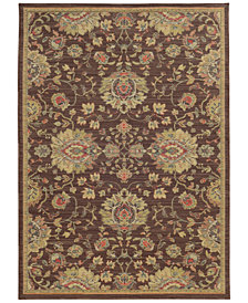 "Tommy Bahama Home Cabana Indoor/Outdoor 2N Beige 6' 7"" x 9' 6"" Area Rug"