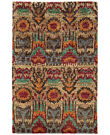 Tommy Bahama Home Ansley Jute 50902 Beige Area Rugs